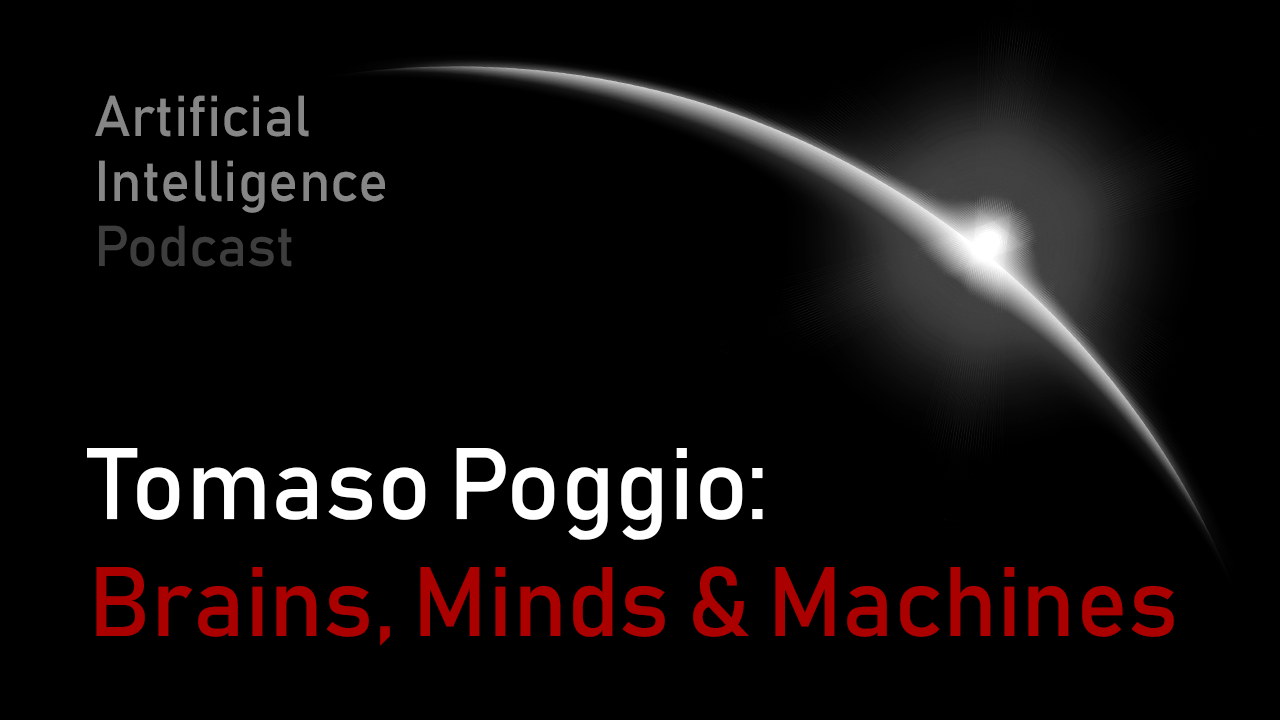 MIT Artificial Intelligence podcast with Lex Fridman and Tomaso Poggio