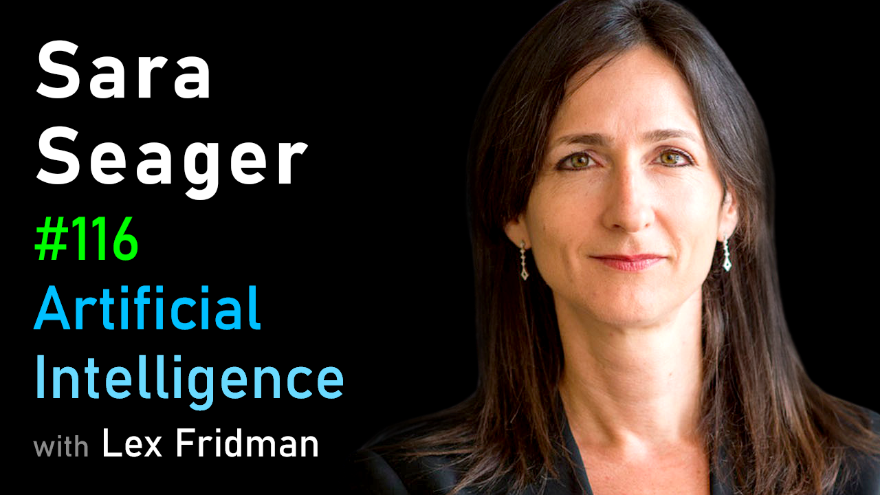 #116 – Sara Seager: Search for Planets and Life Outside Our Solar System