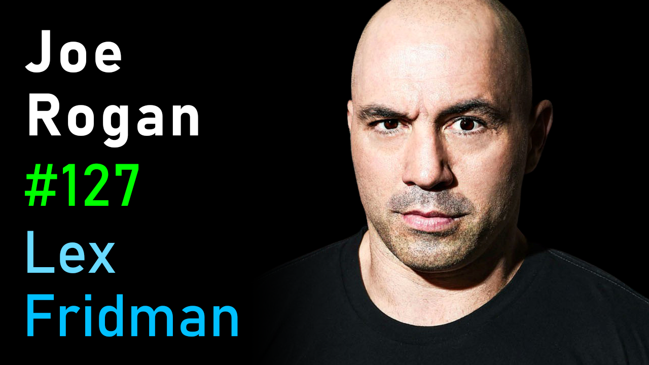 #127 – Joe Rogan: Conversations, Ideas, Love, Freedom & The Joe Rogan Experience