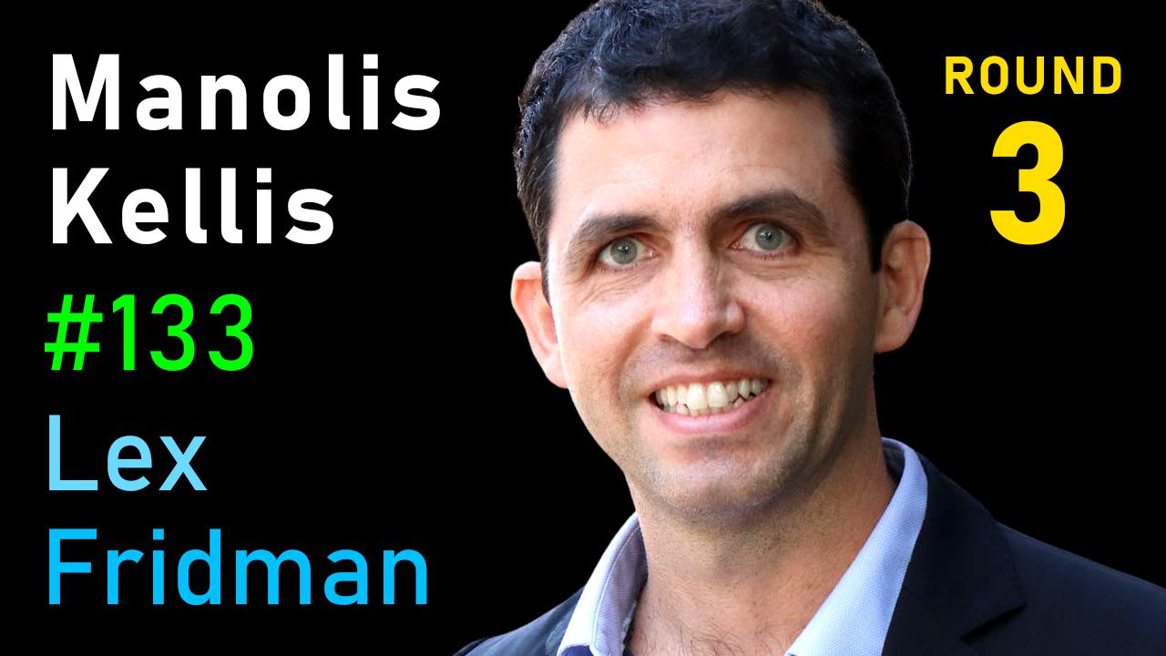 #133 – Manolis Kellis: Biology of Disease