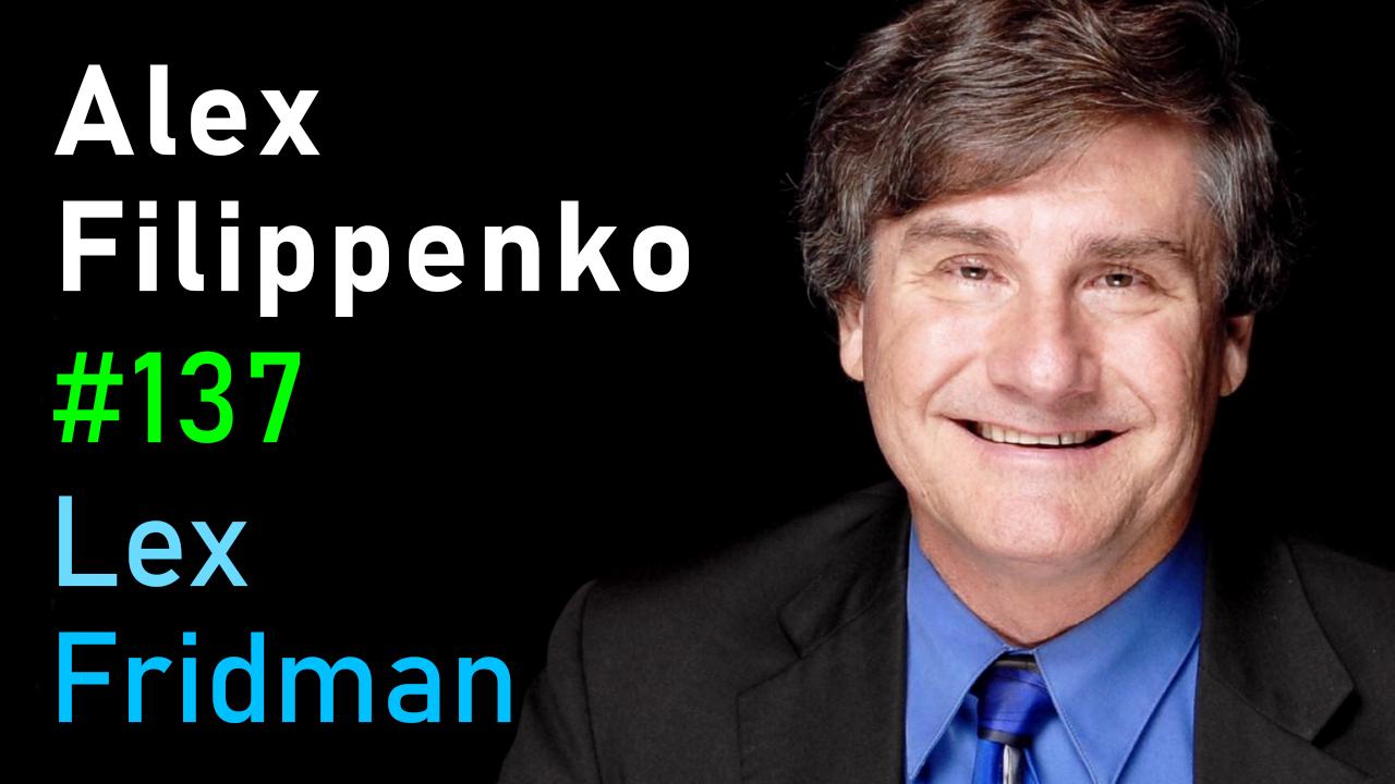 #137 – Alex Filippenko: Supernovae, Dark Energy, Aliens & the Expanding Universe