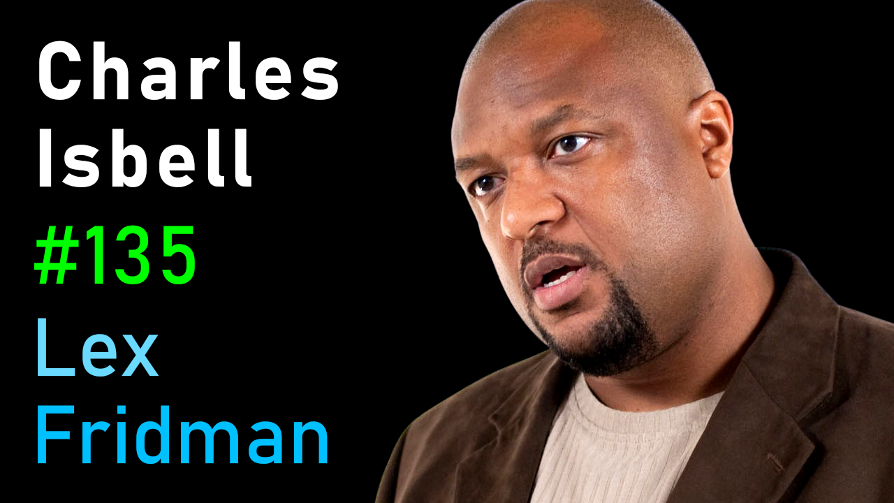 #135 – Charles Isbell: Computing, Interactive AI, and Race in America