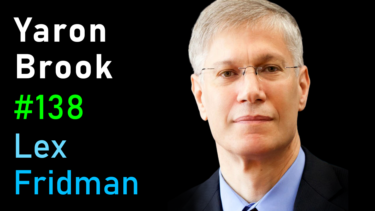 #138 – Yaron Brook: Ayn Rand and the Philosophy of Objectivism