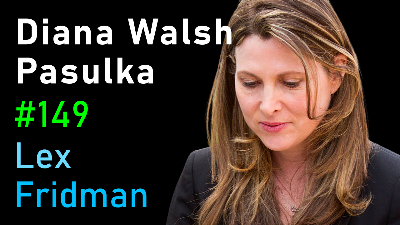 #149 – Diana Walsh Pasulka: Aliens, Technology, Religion, and the Nature of Belief