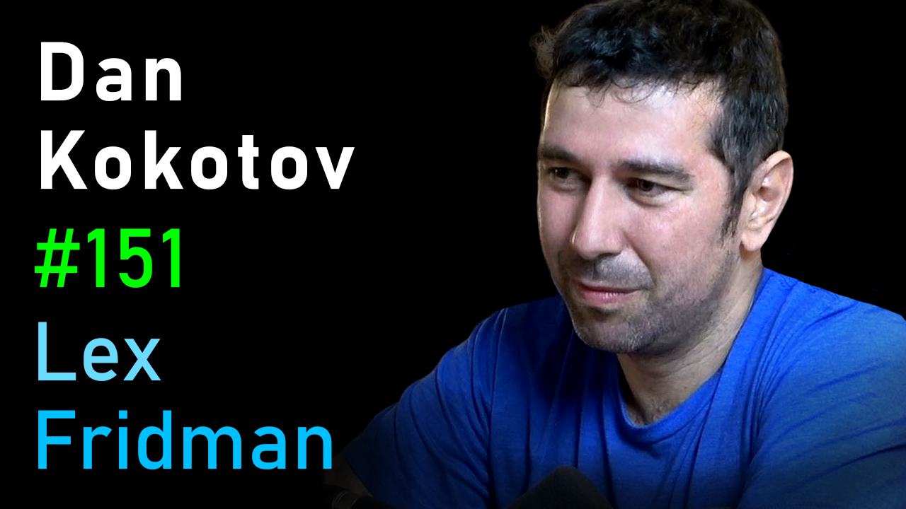 #151 – Dan Kokotov: Speech Recognition with AI and Humans