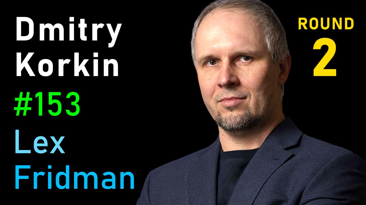 #153 – Dmitry Korkin: Evolution of Proteins, Viruses, Life, and AI