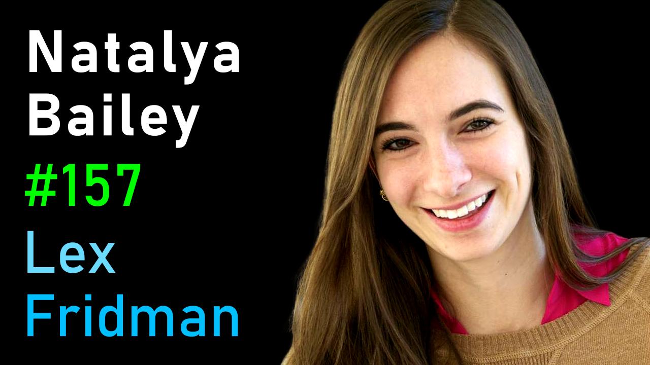 #157 – Natalya Bailey: Rocket Engines and Electric Spacecraft Propulsion