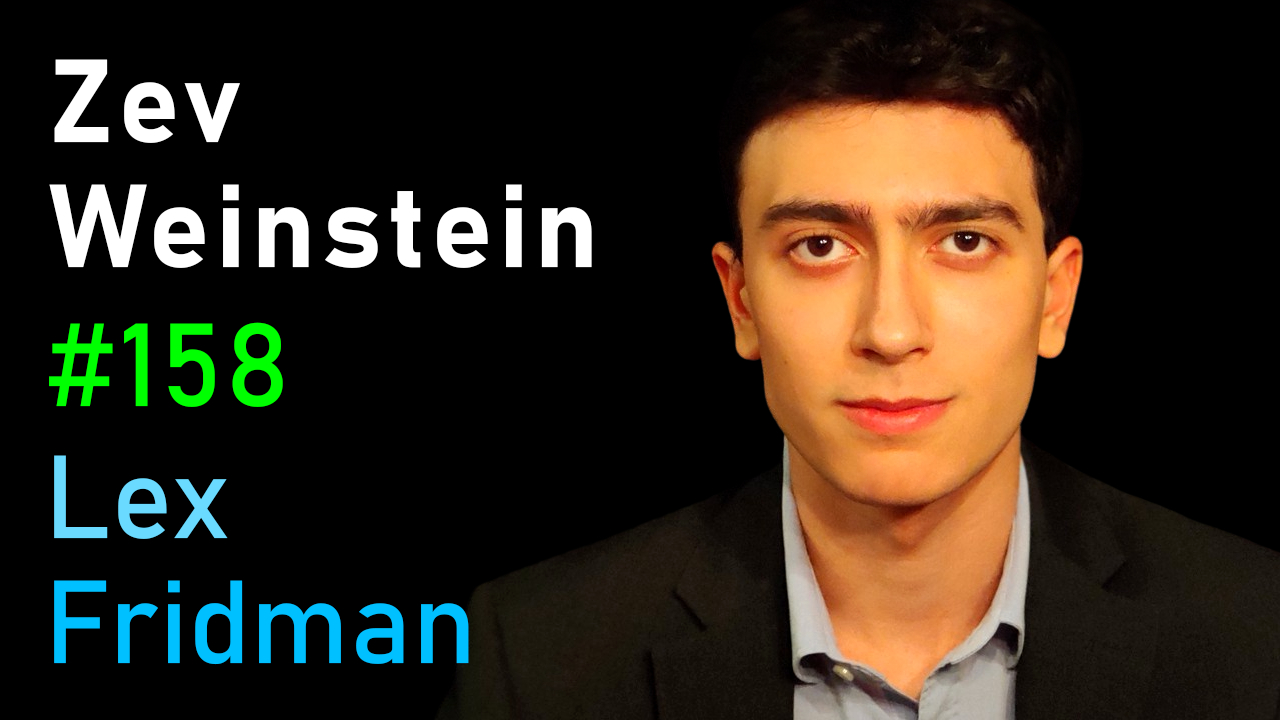 #158 – Zev Weinstein: The Next Generation of Big Ideas and Brave Minds