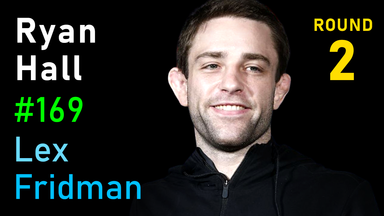 #169 – Ryan Hall: Solving Martial Arts from First Principles