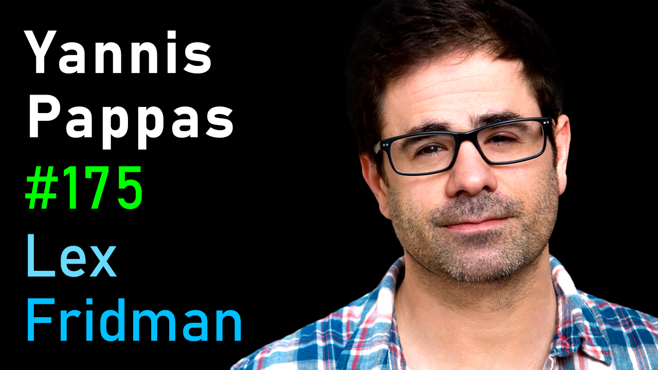 #175 – Yannis Pappas: History and Comedy