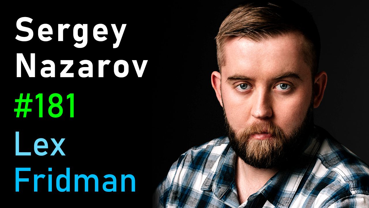 #181 – Sergey Nazarov: Chainlink, Smart Contracts, and Oracle Networks