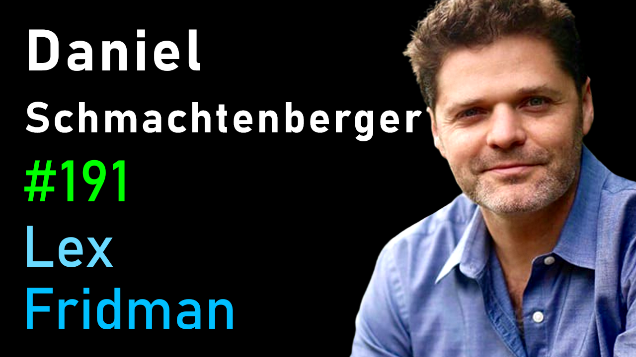 #191 – Daniel Schmachtenberger: Steering Civilization Away from Self-Destruction