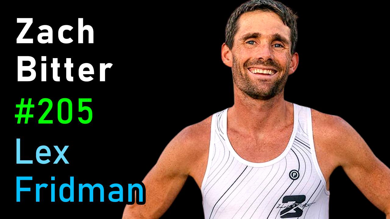 #205 – Zach Bitter: Ultramarathon Running