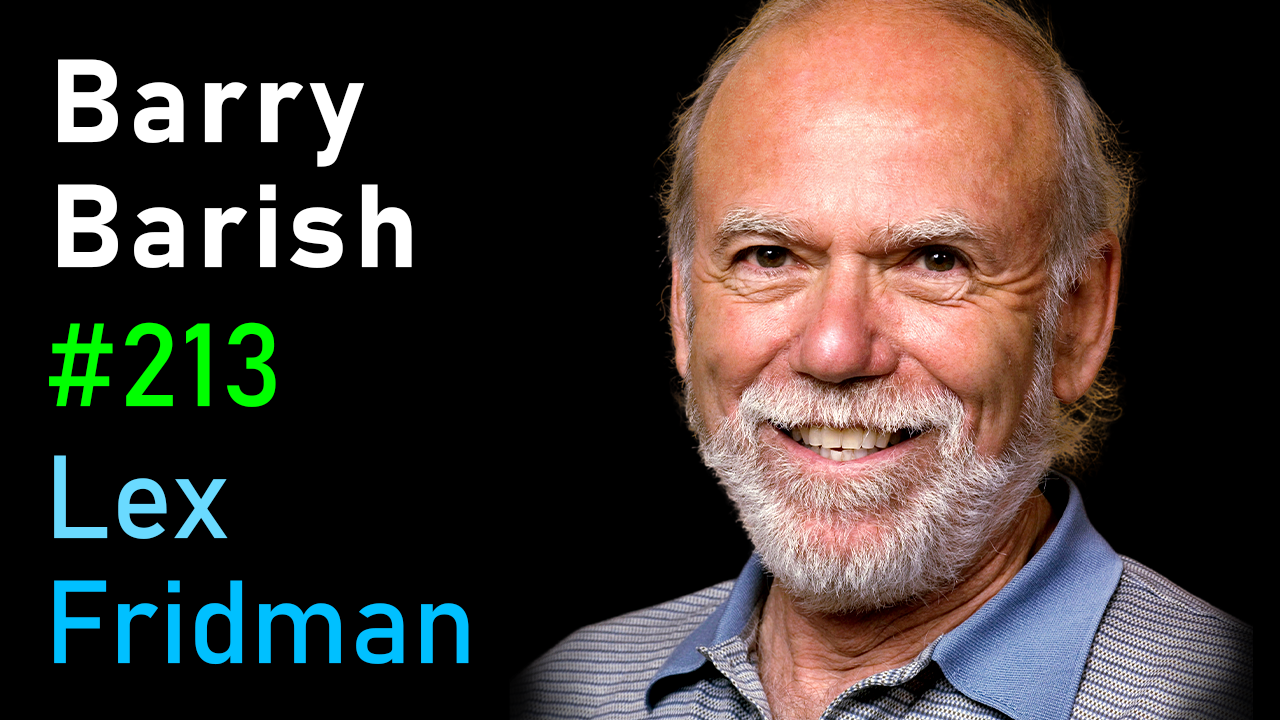 #213 – Barry Barish: Gravitational Waves and the Most Precise Device Ever Built