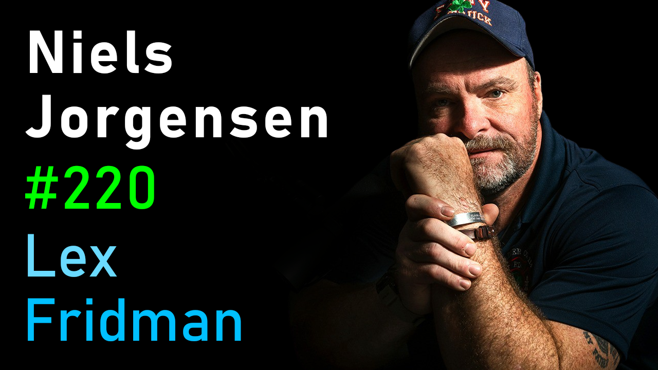 #220 – Niels Jorgensen: New York Firefighters and the Heroes of 9/11