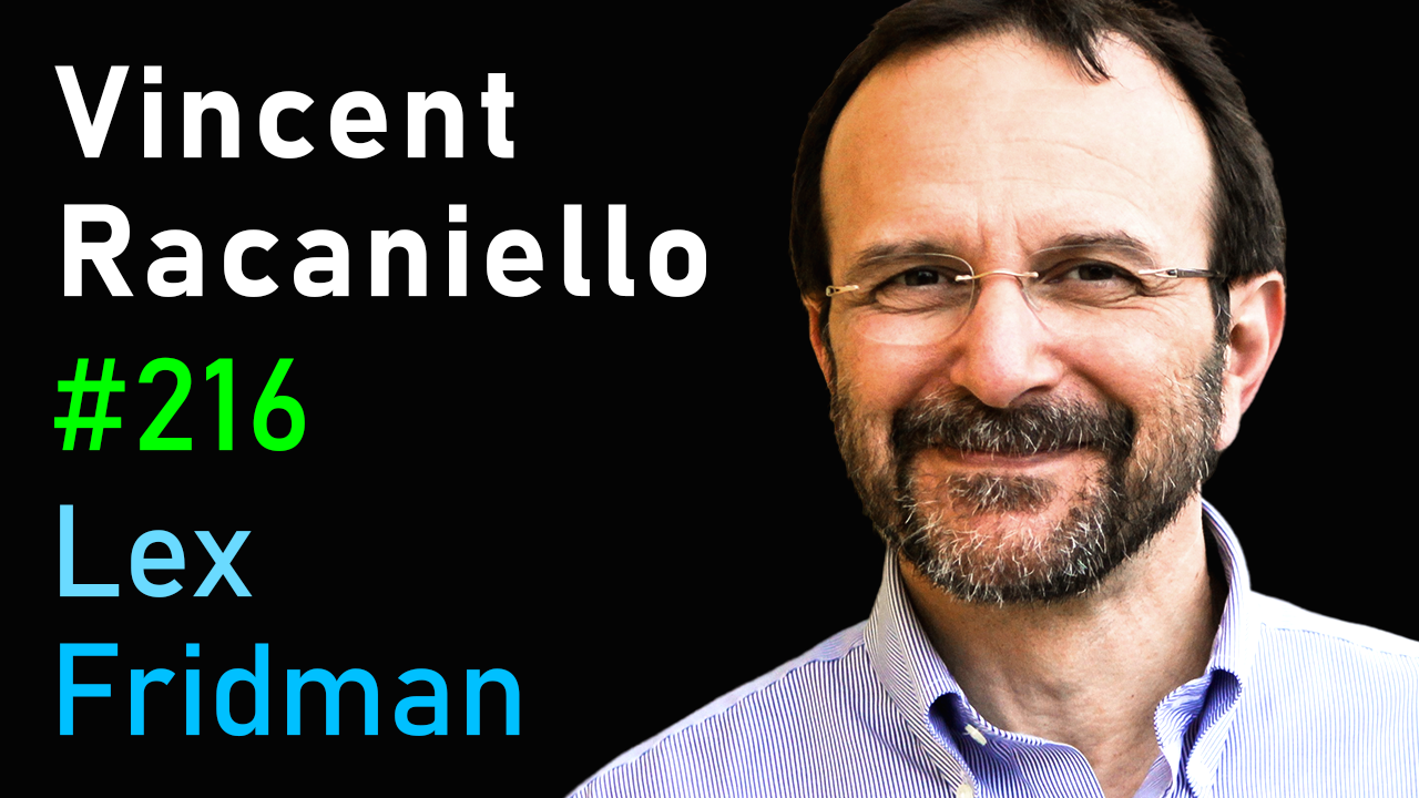 #216 – Vincent Racaniello: Viruses and Vaccines